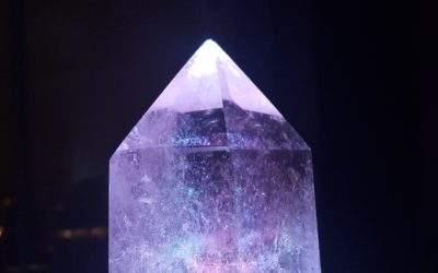 ¿Qué es la energía etérica de un cristal?